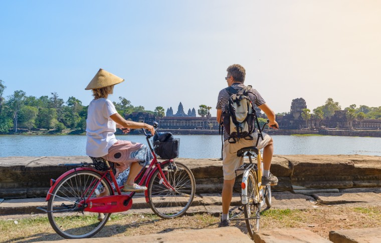 Tourist Cycling