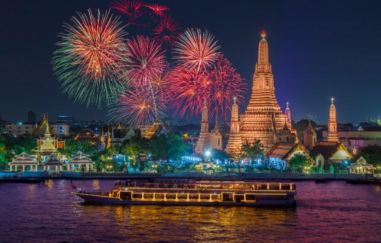 Celebration in Bangkok