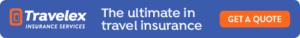Logo for Travelex Insurance